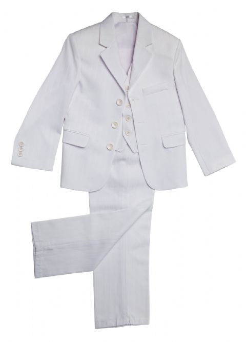 Woodford White~ Boys Suits